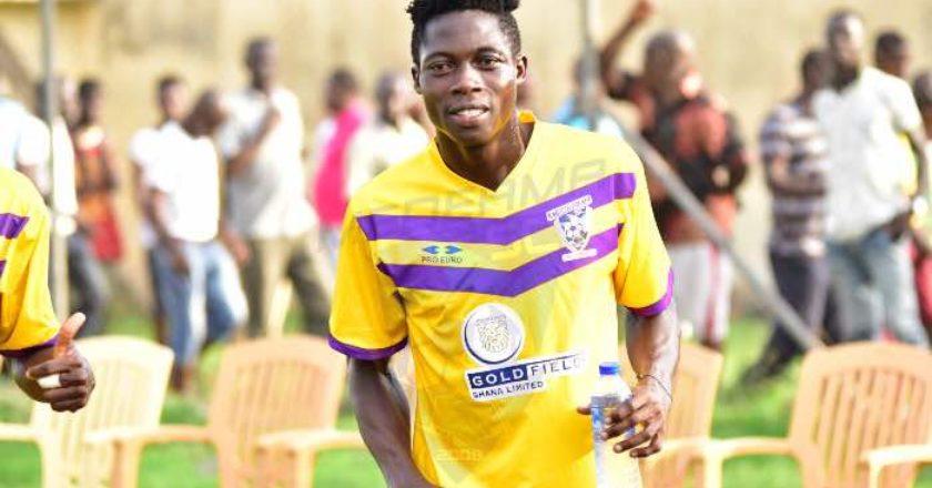 Breaking News: Asante Kotoko complete signing of Medeama midfielder