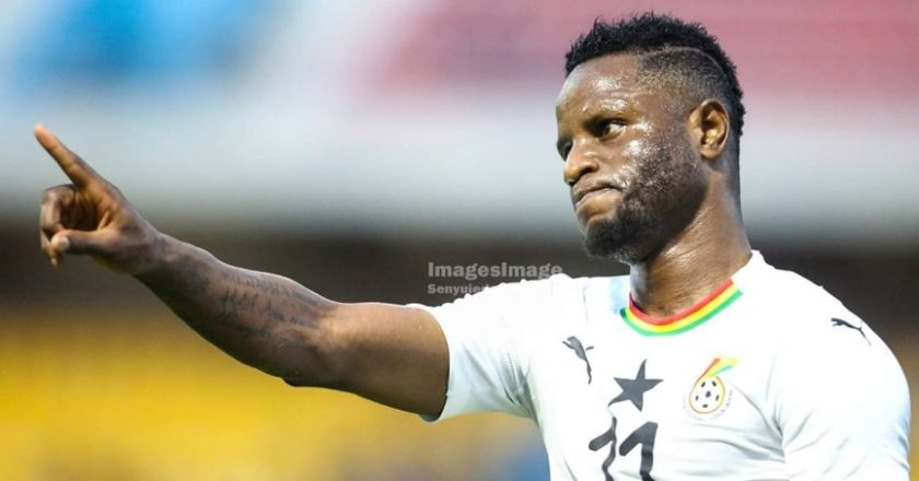 AFCON 2019: We will stop Tunisia - Mubarak Wakaso