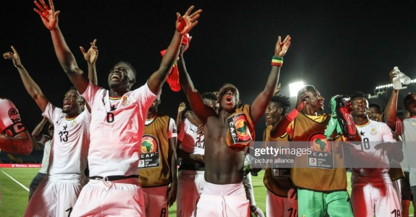 AFCON 2019: Ghana to face Tunisia in the round of 16