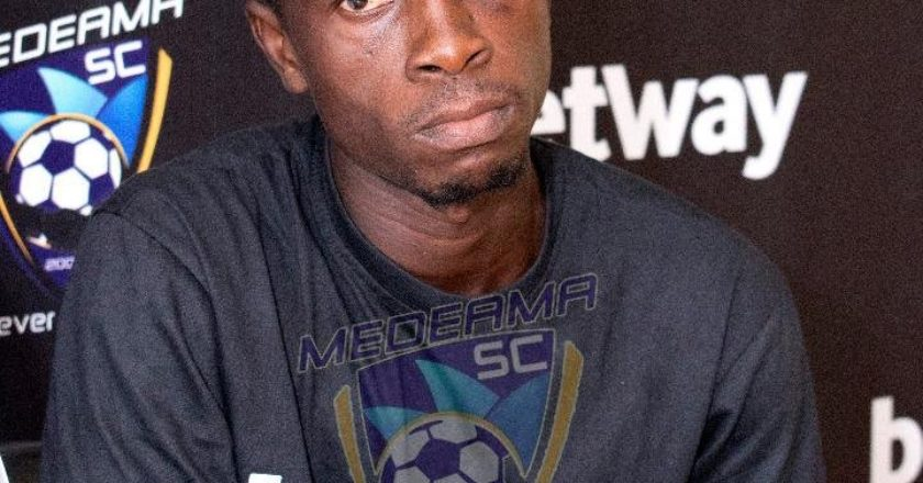 Bright Enchil move to Asante Kotoko canceled