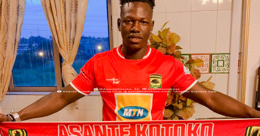 Asante Kotoko announce their SEVENTH signing; Richard Arthur returns