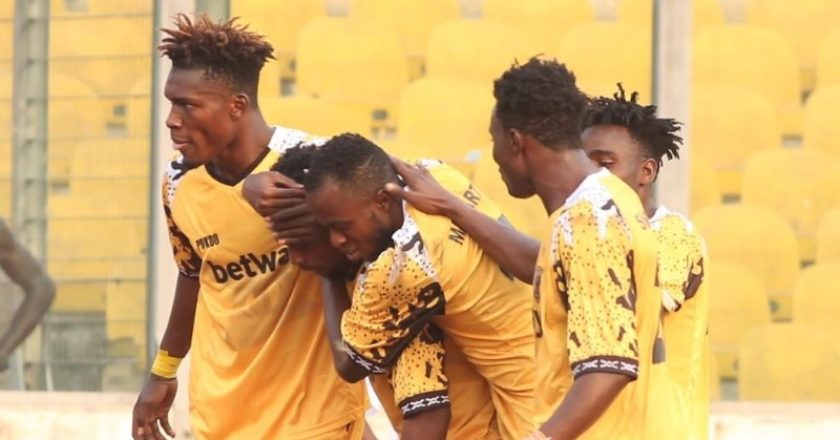 Ashgold cut ties with Shafiu Mumuni
