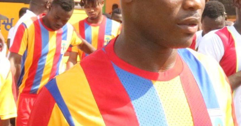 Hearts of Oak terminate contract of striker Selassie Bakai