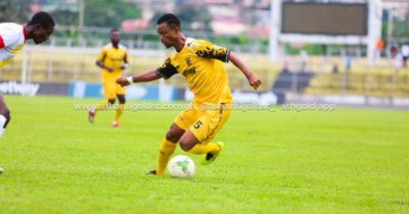 CAF CC: Ashantigold held by Akonangui FC in Guinea