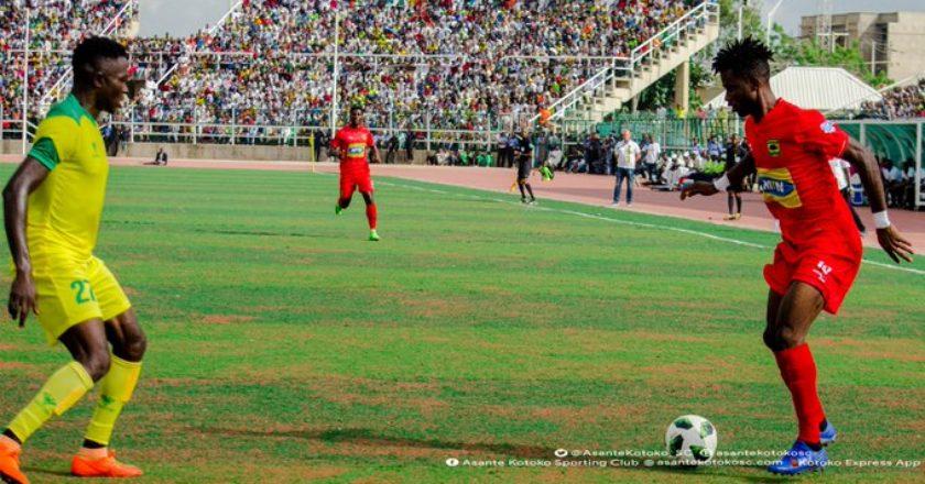 CAF CC: Kano Pillars edge Asante Kotoko in five-goal thriller