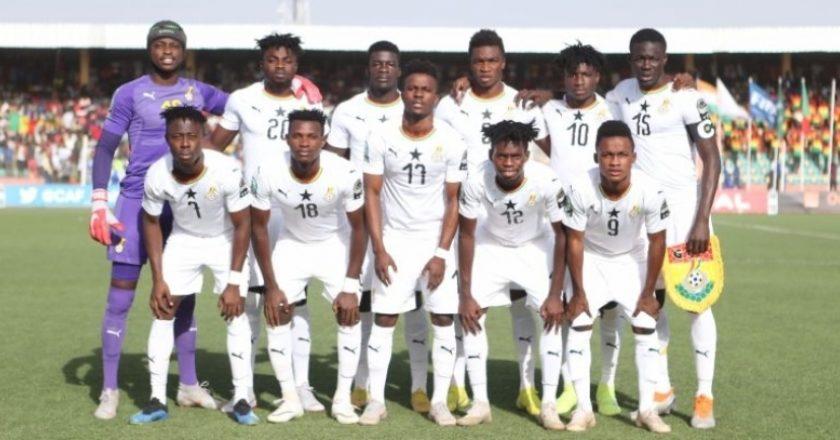 See full list of Ghana U20 final 18-man squad for 2019 Africa Games
