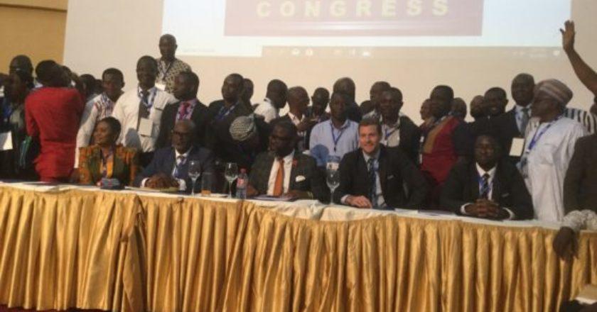 Congress adopts new GFA Statutes, Election regulations
