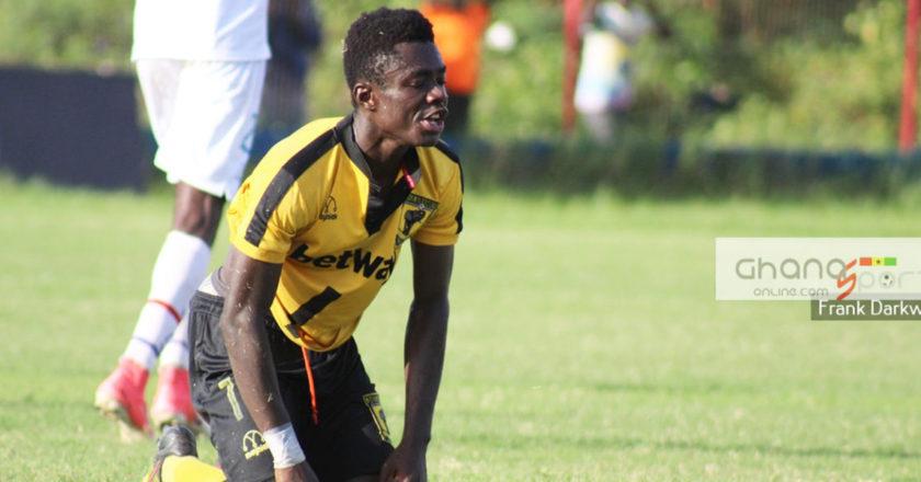 CAF CC: We will beat Berkane in Morocco - Amos Addai