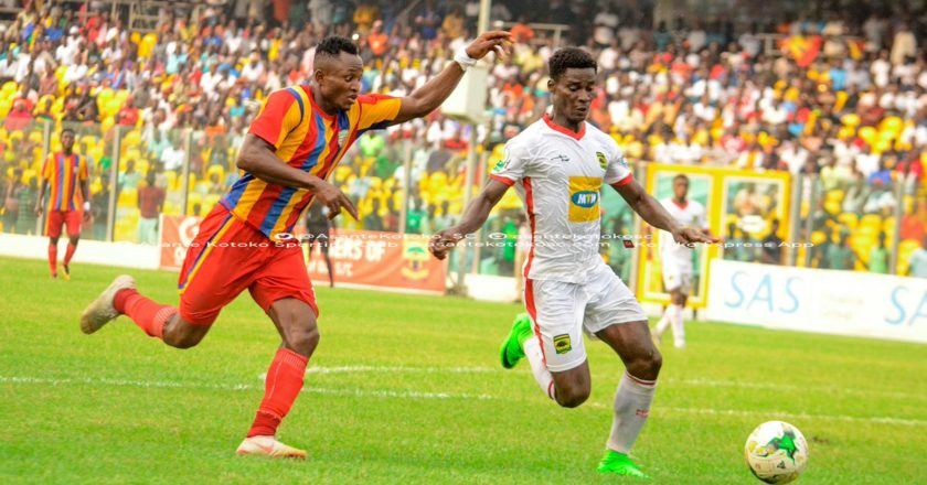 President Cup: Kotoko - Hearts game called off