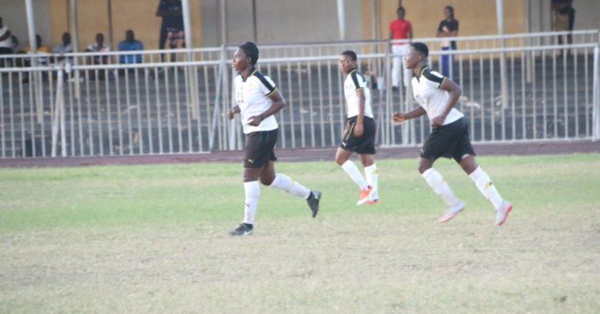 Ghana Black Queens thrash Togo in friendly game