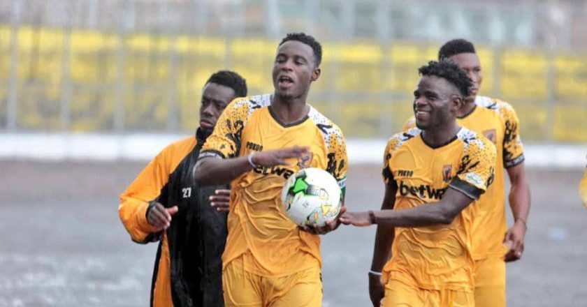 Shafiu Mumuni confident he will score against RS Berkane