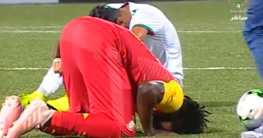 Ghana Black Meteors beat Algeria to qualify for U23 Championship