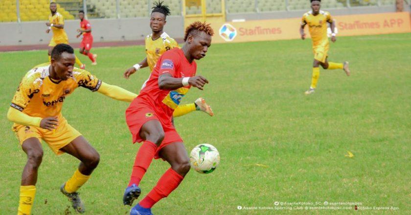 Ashantigold beat Asante Kotoko on penalties to win BK Edusei Cup