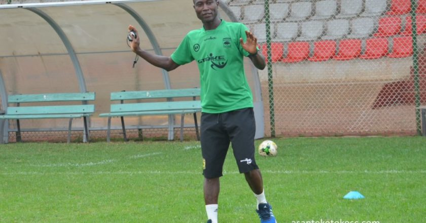 Akakpo Patron to replace Johnson Smith at Karela United