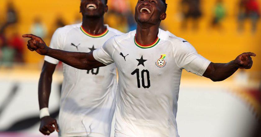 Watch Highlights; WAFU 2019: Ghana 1-0 Gambia