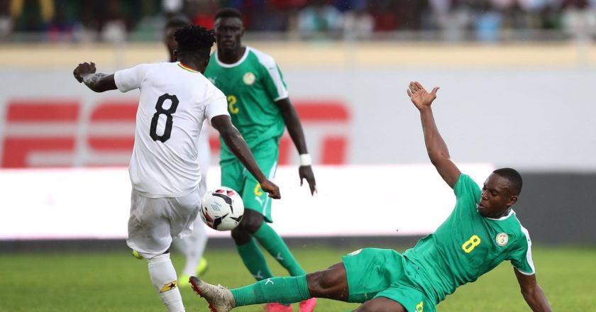 Watch Highlights: Senegal beat Ghana on penalties to win 2019 WAFU Cup