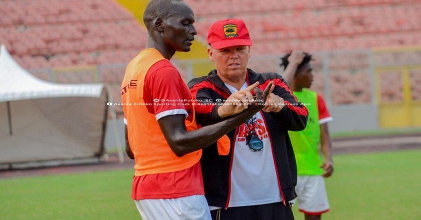 Asante Kotoko coach Kjetil Zachariassen set to return to Kumasi