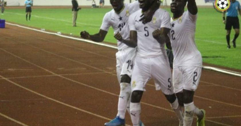 Black Stars to leave Ghana on Sunday for Sao Tome clash