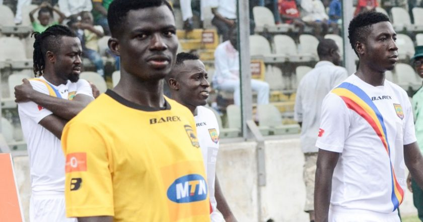 Released Kotoko midfielder scores for Inter Allies in friendly game