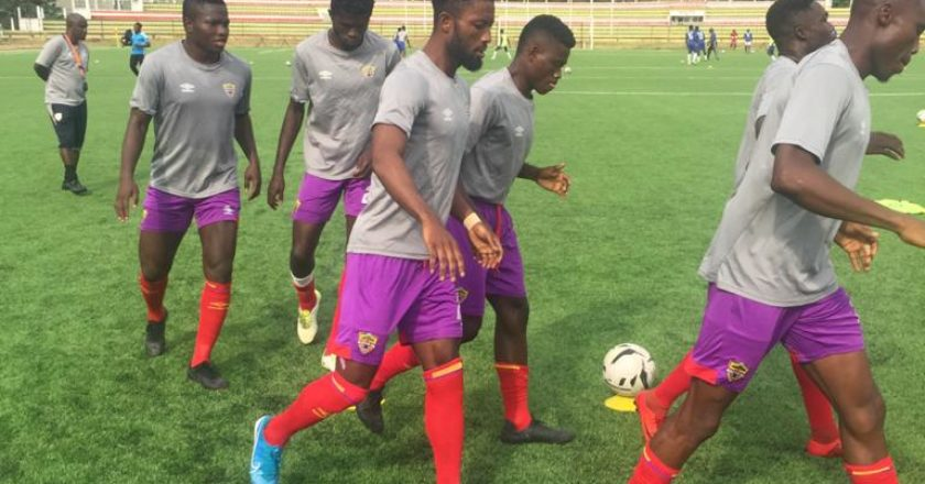 International friendly: Hearts of Oak victorious against Togolese side Etoile Filante