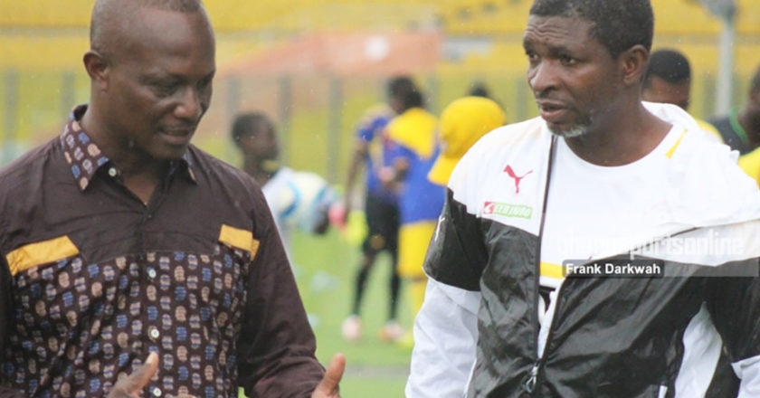 Maxwell Konadu is the best person for the job - Kwesi Appiah
