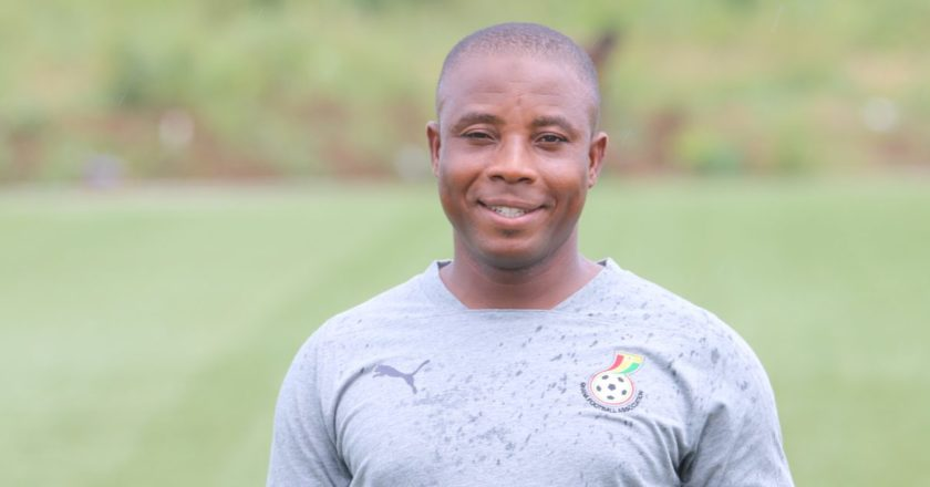 Baba Nuhu named as Black Maidens Head coach