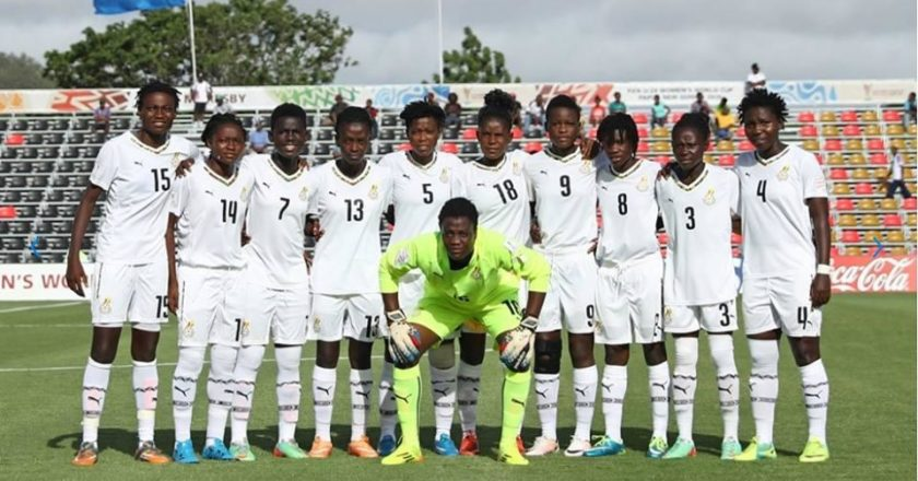 30 players receive Black Princesses call-ups ahead of 2020 FIFA U20 Women World Cup Q