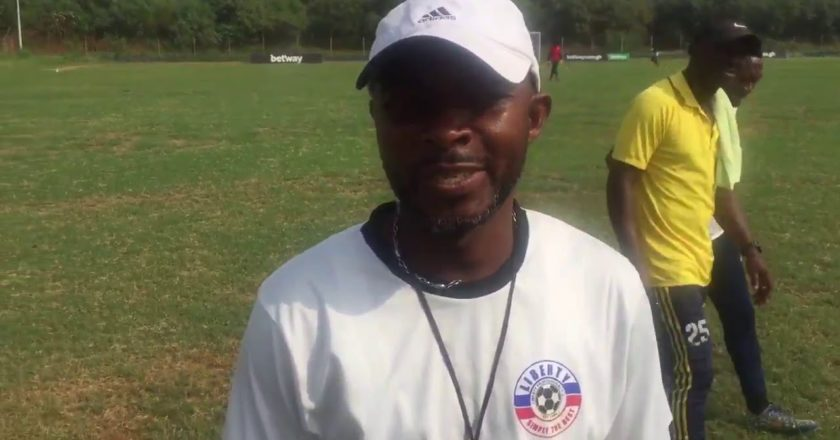 Liberty coach David Ocloo proud of his team despite defeat