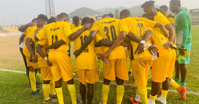 GHPL Week 3: Aduana, Ashgold maintain perfect start, Hearts win, Kotoko lose