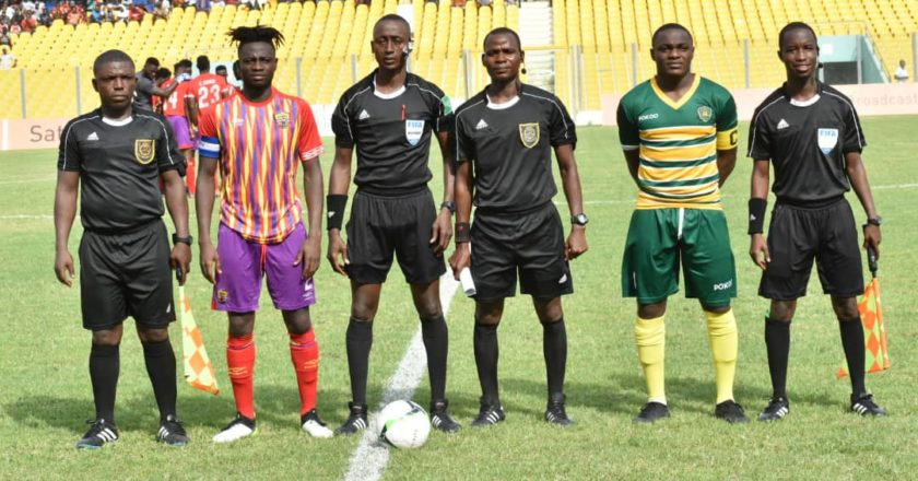 Match Officials for GHPL Match Week 4 announced