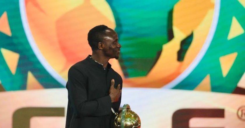 Saio Mane beats Riyad Mahrez and Salah to win African Player Of The Year