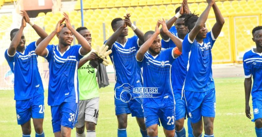 Ghana Premier League: Referee handed four-match ban
