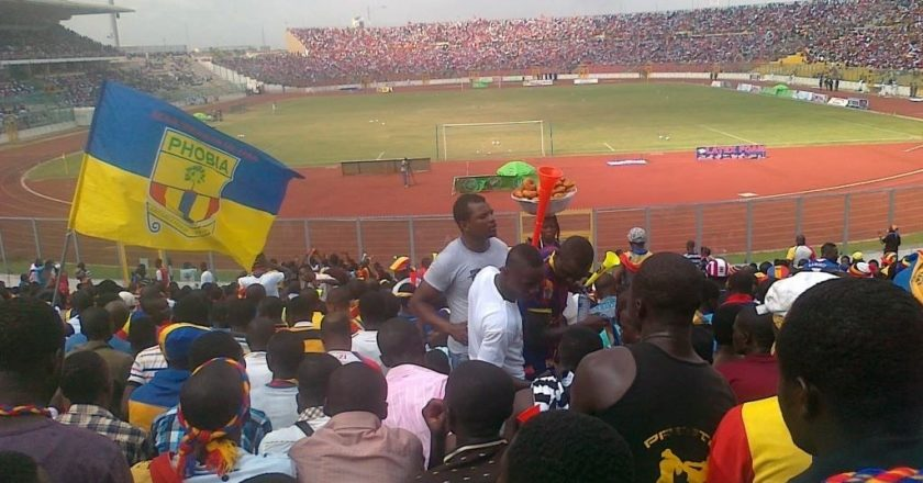 Government clears evening matches for the Ghana Premier League