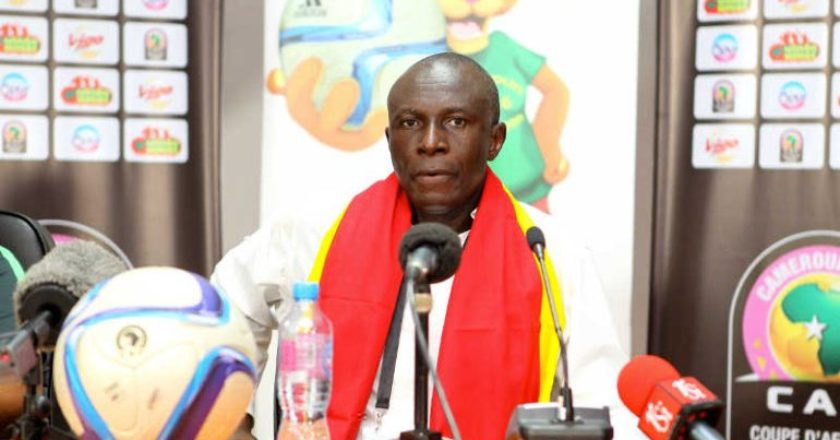 Yusif Bassigi appointed as Black Princesses Head Coach