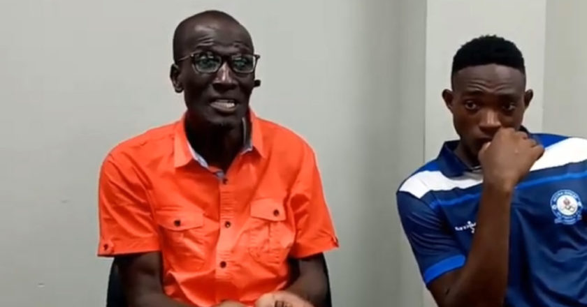Great Olympics manager George Koffie resigns from his post
