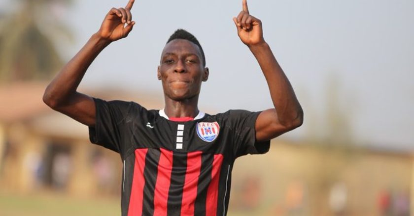 Inter Allies stun Berekum Chelsea at home