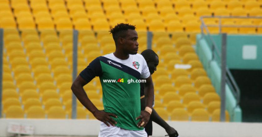 Midfielder Emmanuel Keyekeh responds to interest from Kotoko and Hearts of Oak