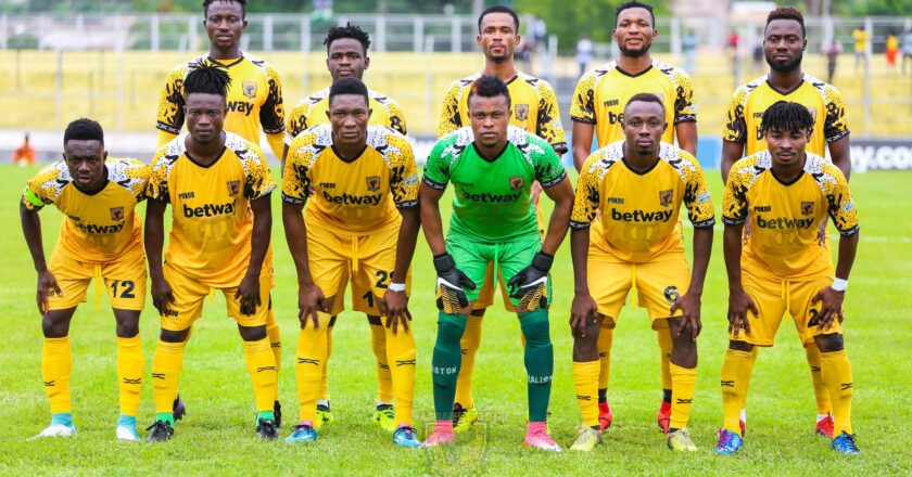 Kotoko, Ashgold undecided about CAF Inter competition