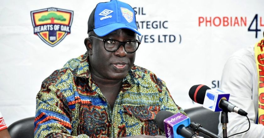We won't force any player to stay - Hearts CEO Fred Moore