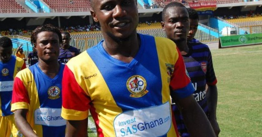 Hearts of Oak on the verge of signing Nuru Sulley