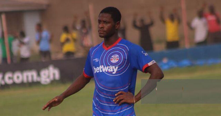 Granada FC sign Mubarak Alhassan from Liberty Professionals