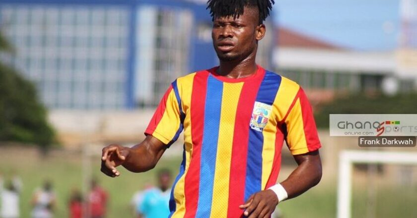 Hearts of Oak wanted me gone - Benjamin Agyare