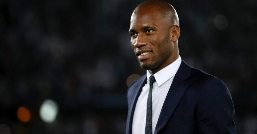Didier Drogba files for Presidential candidature