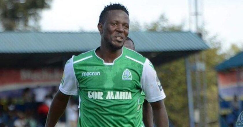 Asante Kotoko interested in Ugandan striker Juma Balinya