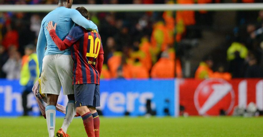 Yaya Toure urges Messi to move on from Barcelona