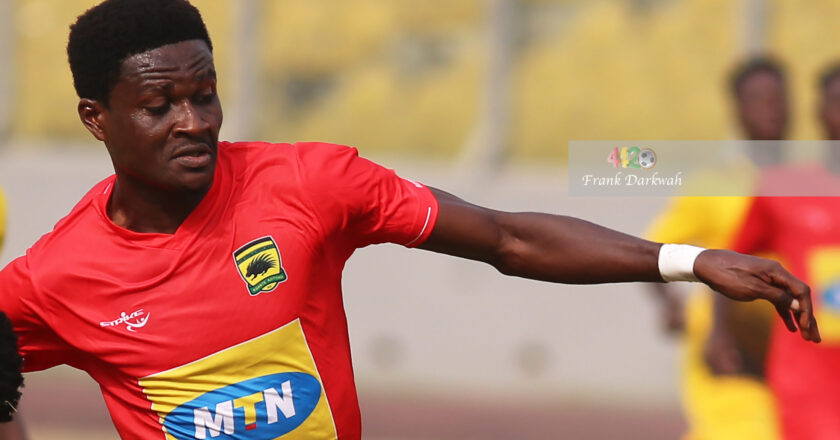 Emmanuel Agyemang Badu sign new five-year contract with Kotoko