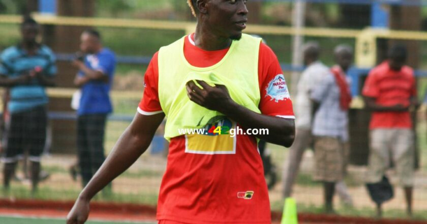 Patrick Yeboah agrees to join Medeama after Kotoko exit