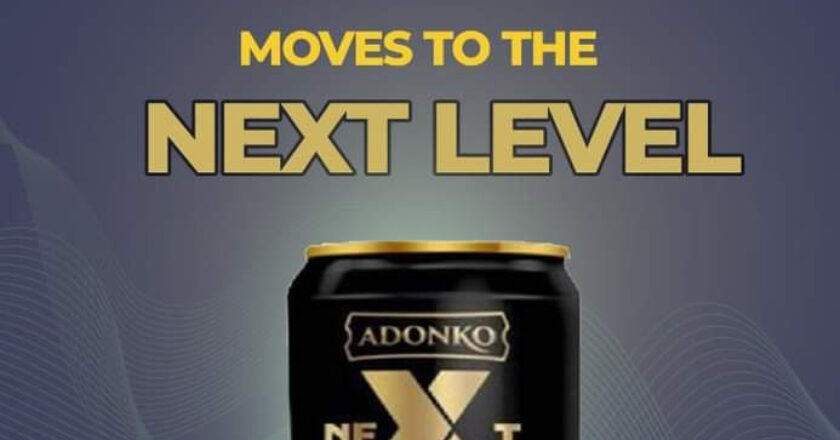 Hearts of Oak partners with Adonko Next Level drink