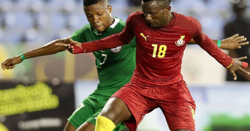 I will give my all to Ghana - Emmanuel Lomotey on Black Stars call-up