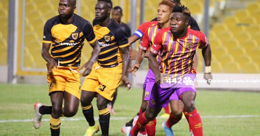 GPL Match Preview and Prediction: Ashantigold vs Hearts of Oak